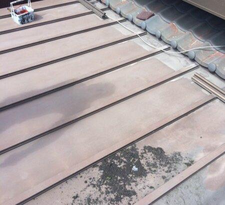 知多市 屋根塗装 (1)