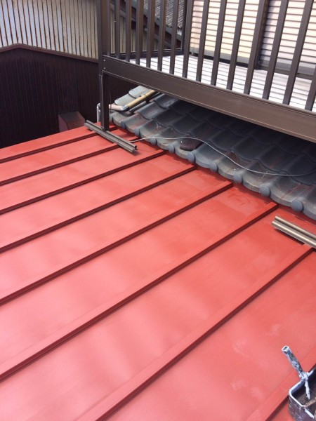 知多市 屋根塗装 (3)