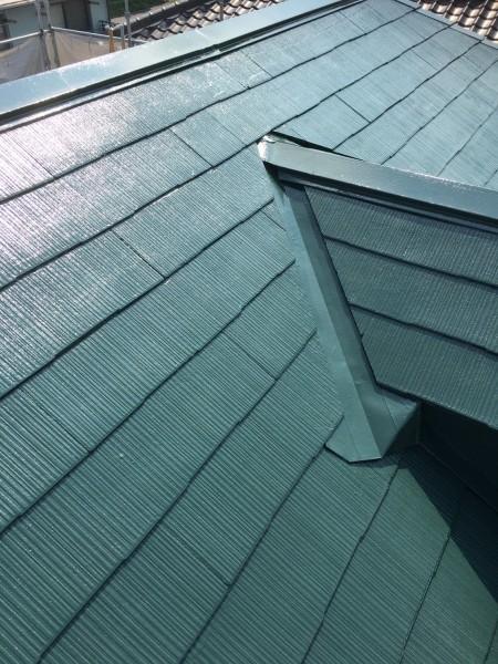 知多市H様邸 屋根・付帯部塗装工事 (4)