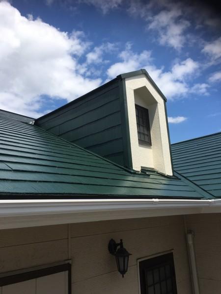 知多市 H様邸 屋根遮熱塗装 付帯部塗装