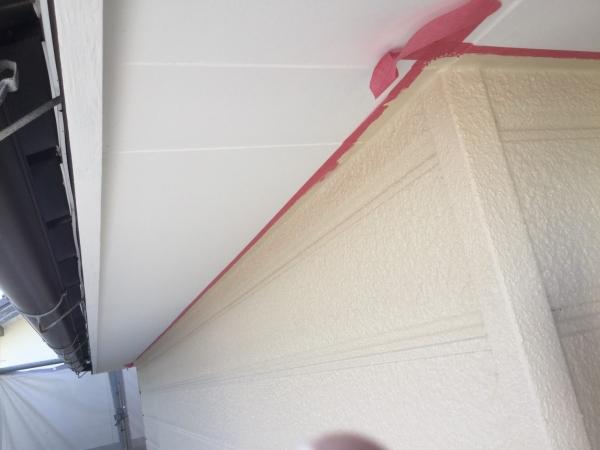 阿久比町I様邸 外壁塗装・屋根漆喰工事 (10)
