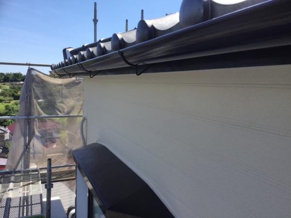 阿久比町I様邸 外壁塗装・屋根漆喰工事 (14)