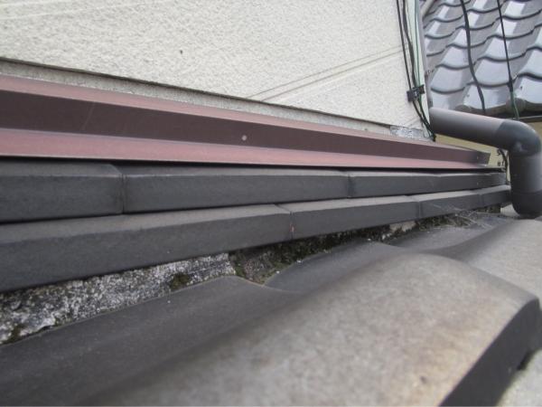 阿久比町I様邸 外壁塗装・屋根漆喰工事 (5)