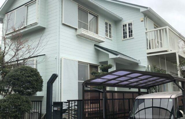春日井市 N様邸 外壁・屋根塗装工事 (2)