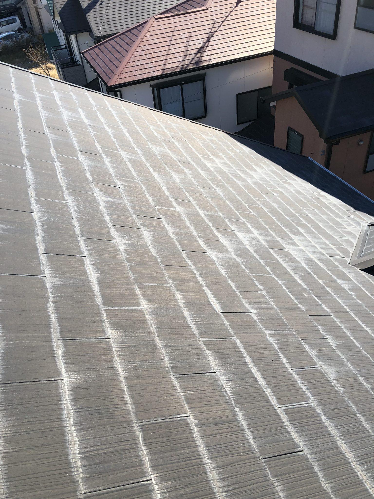 春日井市 N様邸 外壁・屋根塗装工事 (4)
