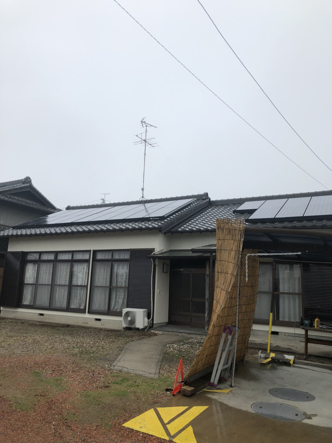 半田市T様邸 外壁塗装工事 (3)