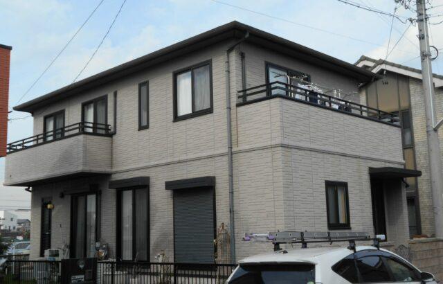 東海市 O様邸 外装リフォーム工事 (1)