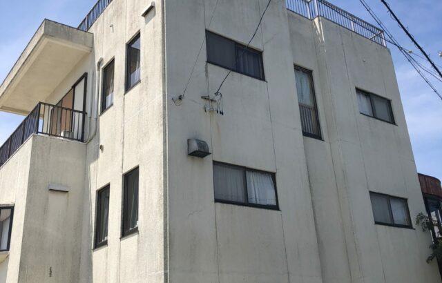 美浜町 I様邸 外壁塗装・屋上防水改修工事 (1)