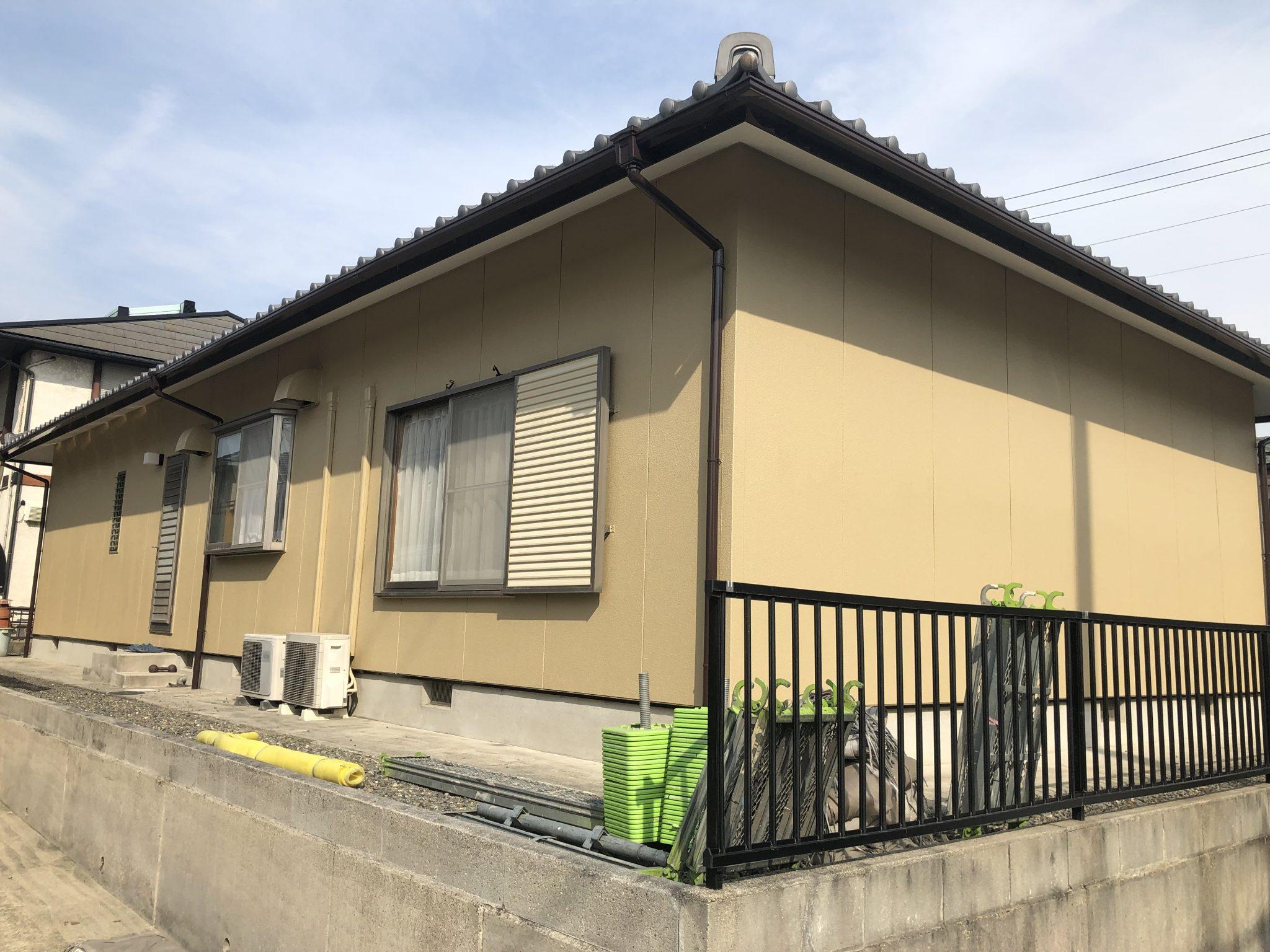 常滑市 I様邸 外壁塗装工事 (3)