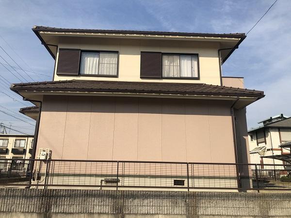 常滑市 A様邸 外壁塗装工事 (3)