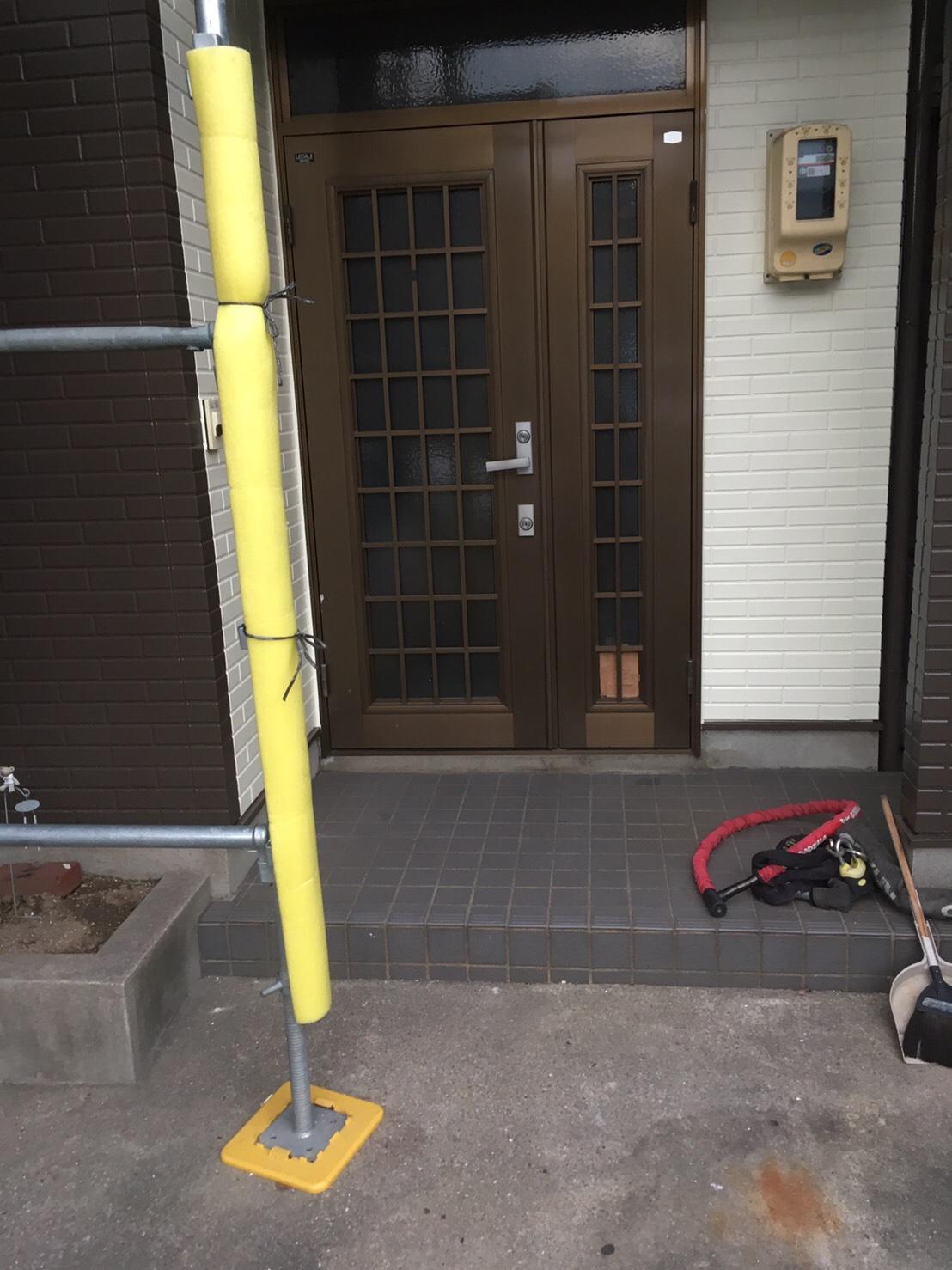 知多市 G様邸 外装リフォーム工事 (3)
