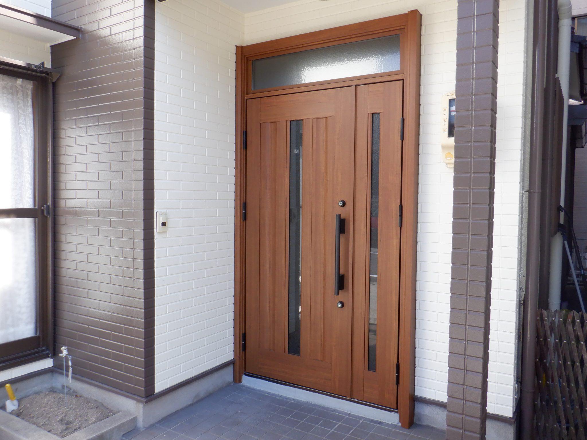 知多市 G様邸 外装リフォーム工事 (4)