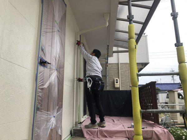 外壁塗装だけじゃない!! (5)