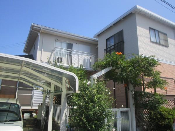 美浜町K様邸 外壁・屋根塗装工事