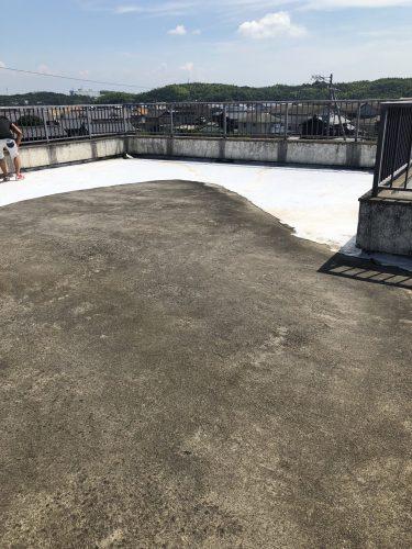 美浜町 I様邸 外壁塗装・屋上防水改修工事 (3)