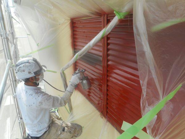 美浜町 E様邸 屋根塗装・外壁塗装工事 (2)