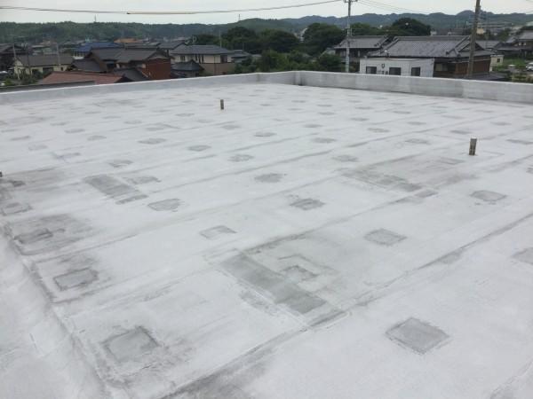 美浜町 Dマンション様 外壁塗装 屋上防水工事 成約いただきました。 (3)
