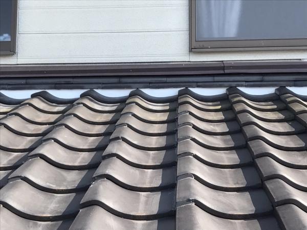 阿久比町I様邸 外壁塗装・屋根漆喰工事 (4)