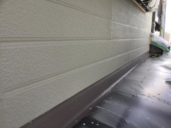 阿久比町 I様邸 外壁塗装工事 (5)
