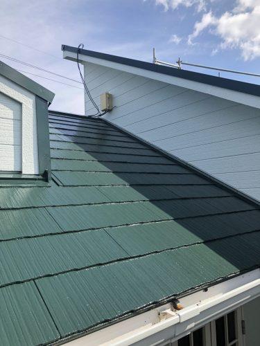 春日井市 N様邸 外壁・屋根 塗り替え 完了 (7)