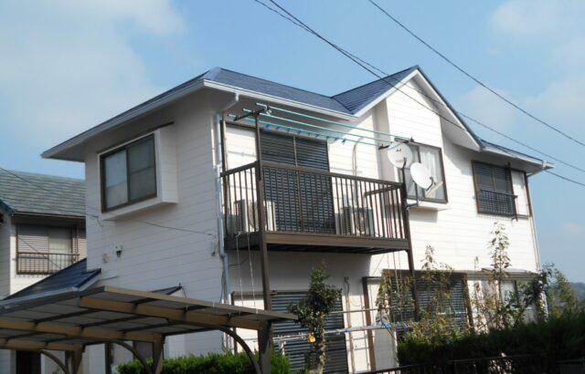 知多市 H様邸 外装リフォーム工事 (2)