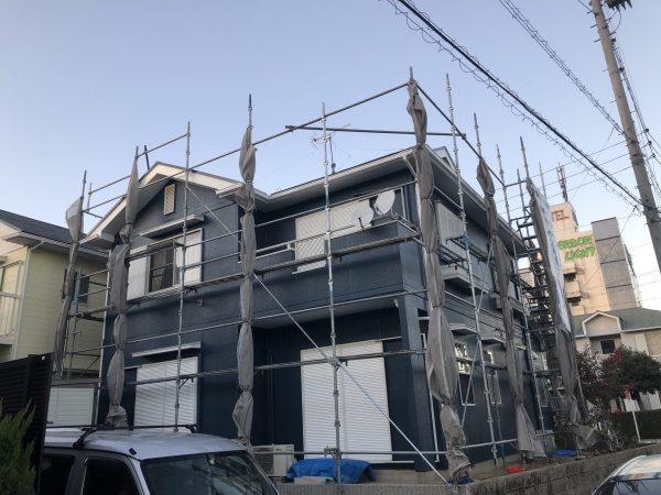 半田市 I様邸 外壁・屋根塗装 (4)