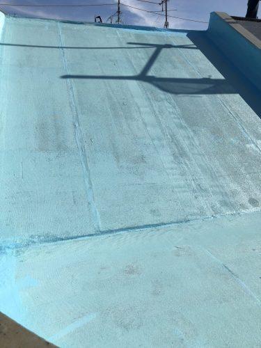 知多市 アパート 外壁塗装・屋上防水工事 (7)