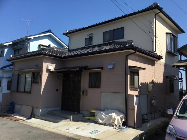 阿久比町I様邸 外壁塗装・屋根漆喰工事 (9)