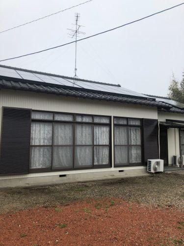 半田市 T様邸 外壁塗装工事 完了 (2)