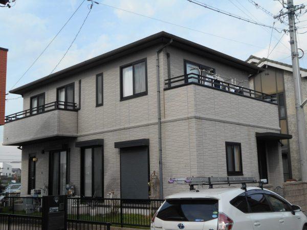 東海市 O様邸の施工中をみてきました。 (3)