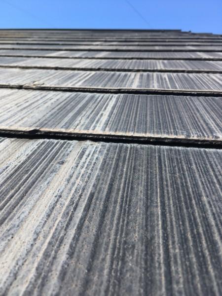 知多市 屋根塗装 現地調査 (1)