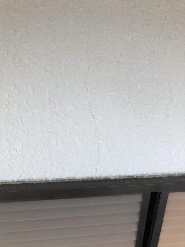 美浜町奥田 I様邸  外壁塗装・屋上防水工事 着工 (2)