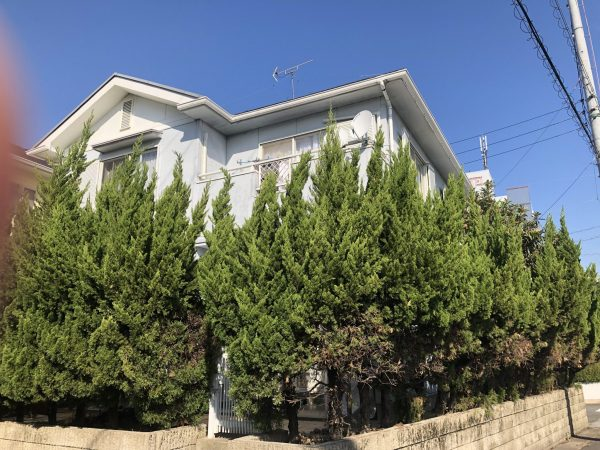 ☆半田市 I様邸 外壁・屋根塗装 外構リフォーム工事完了☆ (2)