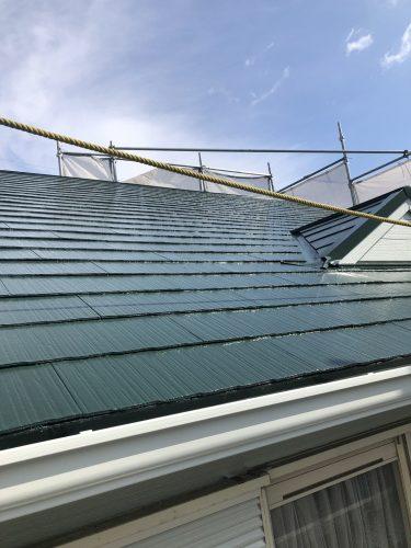 春日井市 N様邸 外壁・屋根 塗り替え 完了 (8)