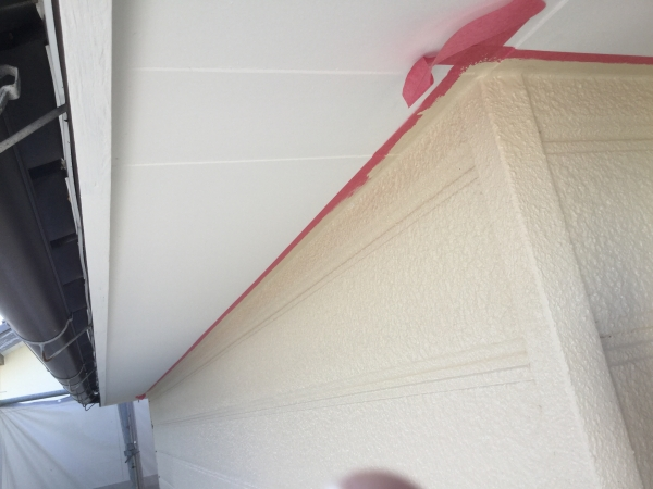 阿久比町I様邸 外壁塗装・屋根漆喰工事 (7)