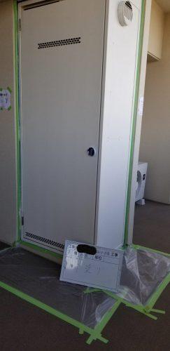 外壁屋根塗装・防水専門知多ショールーム 常滑市マンション施工中 (4)
