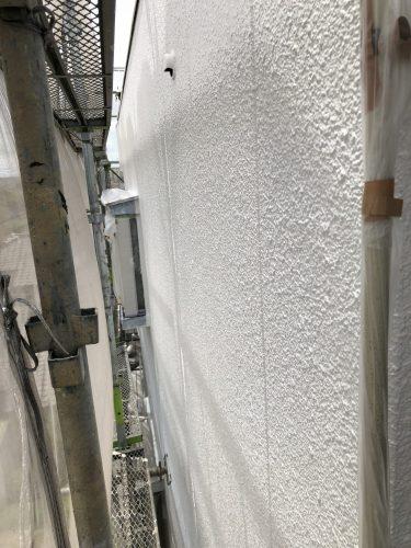 知多市 アパート 外壁塗装工事 (4)